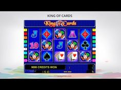 King of Cards novomatic